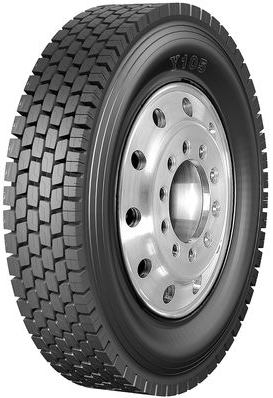 Y105: Regional Low Profile Drive Tires